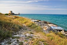 Free Coast Of Gargano In Apulia, Italy. Royalty Free Stock Photos - 20377328