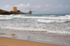 Free Bay Of Manacore In Apulia, Italy. Stock Photo - 20377350