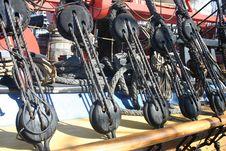 Free Old Ship S Ropes Stock Photo - 20377520