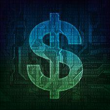 Free Dollar Stock Image - 20377661