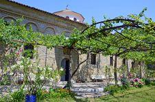 Free Monastery Kilifarevo Garden Royalty Free Stock Images - 20378099