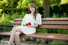 Free Love In The Park Stock Image - 20378221