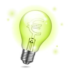Free Vector Bulb Royalty Free Stock Images - 20378269