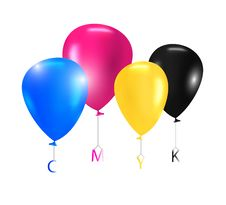 Free Balloons Stock Images - 20378274