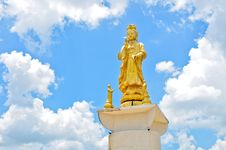 Free Guan Yin In Thailand Royalty Free Stock Photos - 20378728