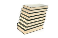 Free Old Books Stack Stock Photos - 20379953
