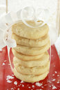 Free Festive Iced Cookies Stock Photography - 20381412