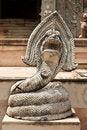 Free Naga Statue . Royalty Free Stock Images - 20383229