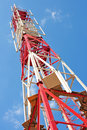 Free Gsm Transmitter. Cellular Tower. Stock Photography - 20385822