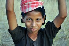 Free INDIAN RURAL GIRL Royalty Free Stock Photography - 20380217