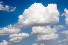 Free Nice Clouds Stock Photo - 20380360