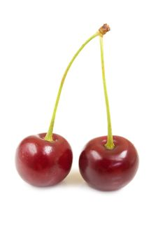 Free Cherries Stock Images - 20380714