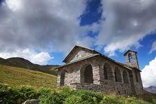 Free Alpin Church Stock Photos - 20381993