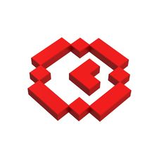 Free 3d Clock Pixel Icon Royalty Free Stock Photos - 20382968