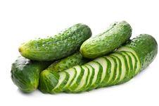 Free Fresh Cucumbers Royalty Free Stock Image - 20383466