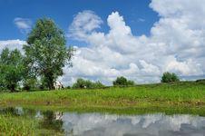 Free Wetland Landscape Stock Photos - 20384153