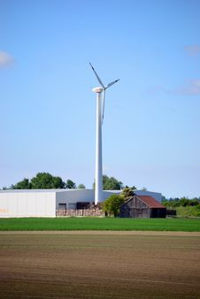Free Renewable Energy Royalty Free Stock Photo - 20385015
