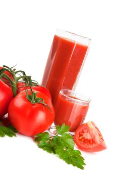 Free Fresh Tomato Juice Stock Photos - 20385303