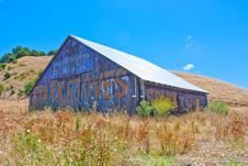 Free Abandoned Barn Royalty Free Stock Image - 20385976
