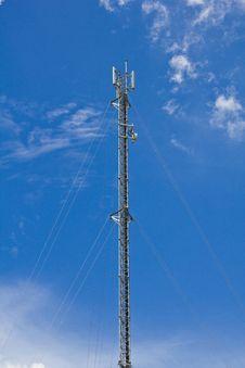Free Mobile Telephone Antenna Stock Photos - 20385993