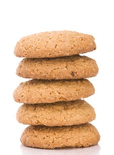 Free Stack Of Cookies Royalty Free Stock Images - 20386329