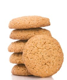 Free Stack Of Cookies Stock Image - 20386341