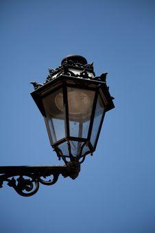 Free Metal Lantern Royalty Free Stock Photography - 20386387