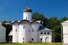 Free Church Of Wives-mironosits, Great Novgorod, Russia Stock Photos - 20386513