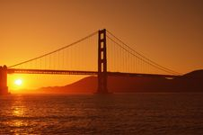 Free Golden Gate Bridge Stock Photos - 20386873