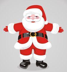 Free Jovial Santa Claus Royalty Free Stock Photography - 20388207