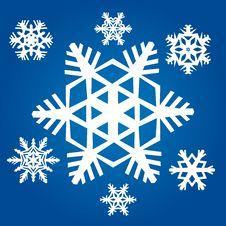 Free Original Snowflakes Stock Photo - 20388290