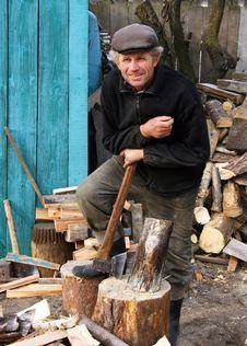 Free Lumberjack Royalty Free Stock Photos - 20389278