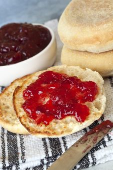 Free English Muffins Stock Images - 20389634