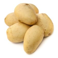 Free Potatoes Royalty Free Stock Photos - 20389678