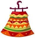 Free Hanging Dress Royalty Free Stock Image - 20393066