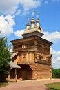 Free Wooden Church In Kolomna Royalty Free Stock Photos - 20397718