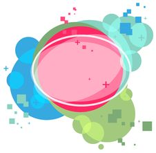 Abstract Frame Royalty Free Stock Photography