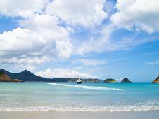 Free Sai Wan Beach Coast Stock Images - 20390414