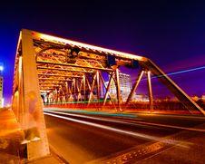 Free Bridge Stock Images - 20390434