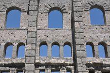 Free Windows And Ruins Stock Photo - 20390580