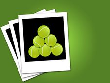 Free Tennis Ball Stock Photography - 20390592