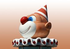 Free Figurine Funny Clown Stock Images - 20390634