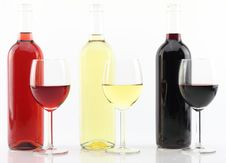 Free Wine Royalty Free Stock Image - 20390716