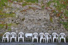 Free Chair Waiting Stock Images - 20390954