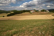 Free Umbria Farm Royalty Free Stock Image - 20391146