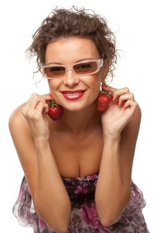 Free Sweet Strawberry Stock Photo - 20391290