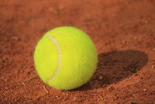 Free Ball Tennis Royalty Free Stock Images - 20391499