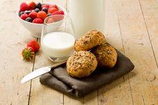 Free Breakfast Stock Photo - 20391690