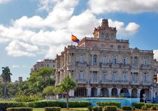Free Spain Embassy Royalty Free Stock Photography - 20393837