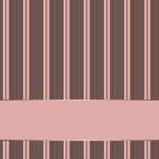 Free Striped Background With Banner Stock Photos - 20393963
